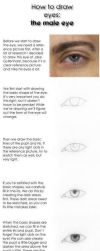 Tutorial: how to draw eyes by Cataclysm-X
