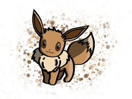 Eevee by BlacksmithnWizard