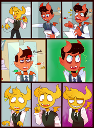 Hell  Office - Rivals by Damian-Fluffy-Doge