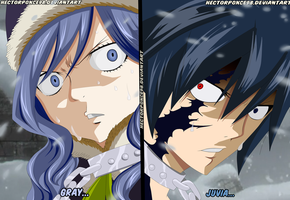 Gray and Juvia FT 498 by Hectorponce98