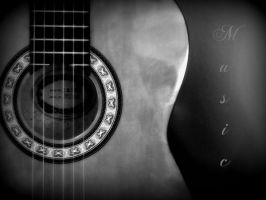 Guitars and Music by saykha
