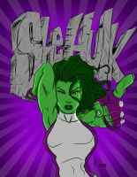 She-Hulk by James by VPizarro626
