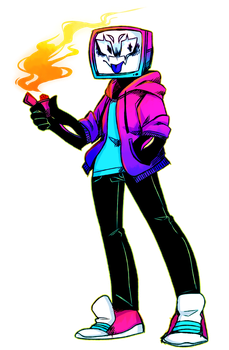 another pyro cause I Hate Myself by necroire