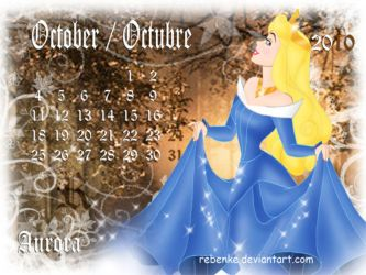October Octubre by rebenke