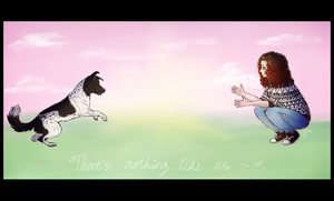 You and Me, Together by hukkalapsi