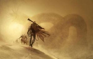 DUNE by bumhand