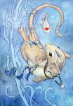 Water Mouse by ursulav