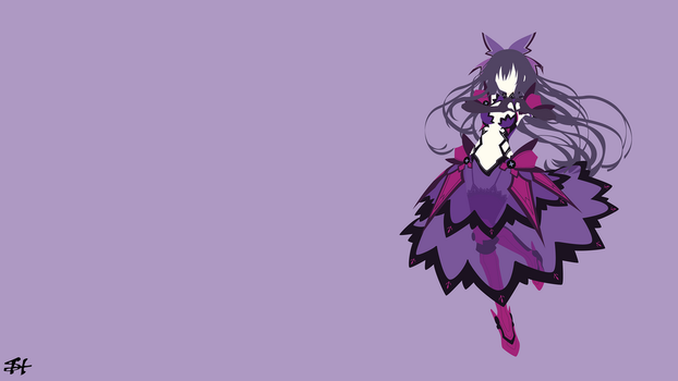 Tohka Yatogami Inverse Form (DAL) Wallpaper by slezzy7