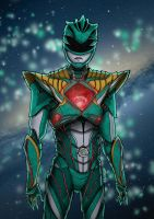 Green Ranger Movie by AguEnriquez