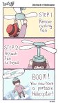 Life of Ry - Life Hack #1 Helicopter by Ry-Spirit