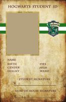 Slytherin ID by animejunkie106