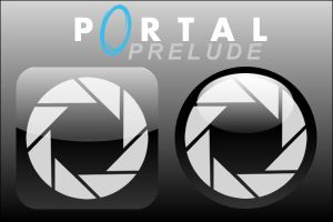 Portal: Prelude Icons by firba1