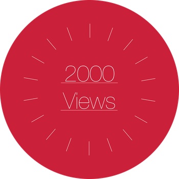2000 Views! by blenderednelb