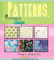 Patterns .2016 (3) by victoricaDES