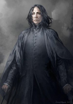 Snape x Reader: Reciprocate by Tarnisis on DeviantArt