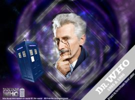Doctor Who 50th Anniversary - Dr. Who by VortexVisuals