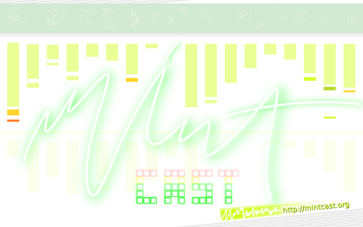 Linux Mint Wallpaper - Wave 2 by hnmAck