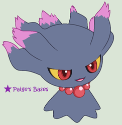 1 Follower? How Cute Base by Paige-the-unicorn