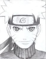 Naruto by SaltyFruitato