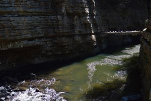 Ausable Chasm by H-R-Germaine