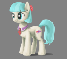 Coco Pommel by odooee