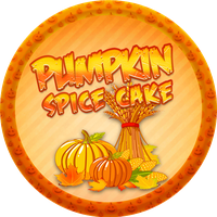 Pumpkin Spice Cake by Echilon