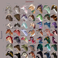 49 adopts challenge (CLOSED) by TwistedFangs