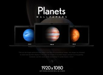 Planet Wallpapers - iPad Pro's Images [iOS9] by KevinMoses
