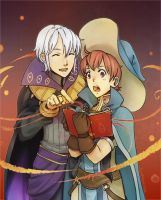 Henry and Ricken by tea-and-dreams