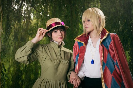 Howl's Moving Castle 1 by Blasteh
