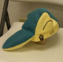 Cynadquil hat by PokeMama