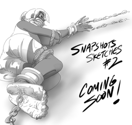 Snapshots Sketches 2 Coming Soon by PawFeather
