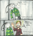 Cryaotic and Jacksepticeye- Too by FairyKats