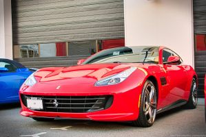 GTC4 Lusso by SeanTheCarSpotter
