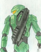 The Chief by Turock-X
