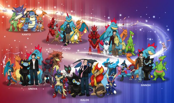 Commission - Timeline by Vaporeon249