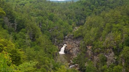 Linville Falls by f700es