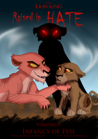 Raised In Hate Cover - Contest Entry by RainstormCheetah