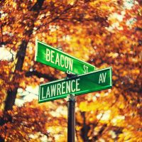 Boston: Street Signs. by inbrainstorm
