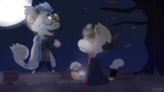 The Hollowbean Trick or Treat! II EVENT ENTRY II by CreativeCinnamonCat