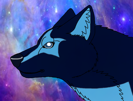 Sator the Cosmic Wolf by PittheKidIcarus
