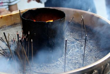 Incense for health by erysfoly