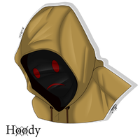 Creepypasta Headshots #3 Hoody by LegendWolves