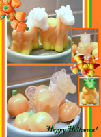 Halloween My Little Pony Soaps by the-beth
