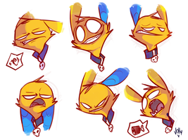Haarp Expressions by themsjolly