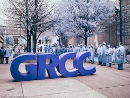 GRCC - Preparing for Graduation 2017 by KBeezie