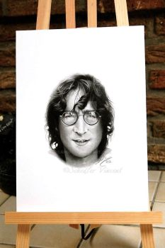 Lennon - Completed . by Cap007