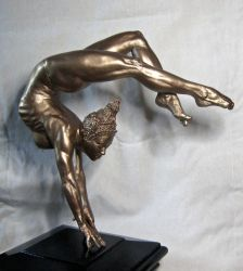 Contortionist, 1 by LocascioDesigns