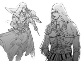 assassin by balusah