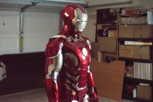 ironman cosplay by funnaejc